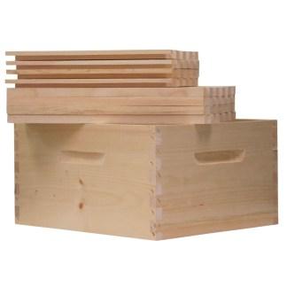 10 FRAME BOXES