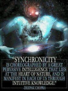 Synchroniciteit Deepak
