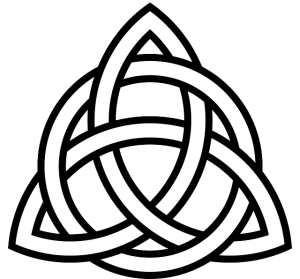 Celtic zw aardeTarot Pentagrammen letarot.nl