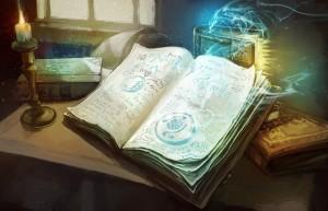 spell books-le tazzine di yoko