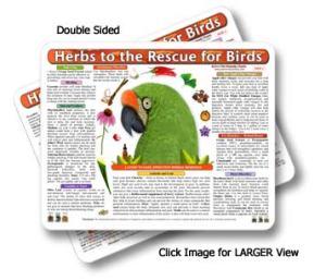Avian_Herb_Chart