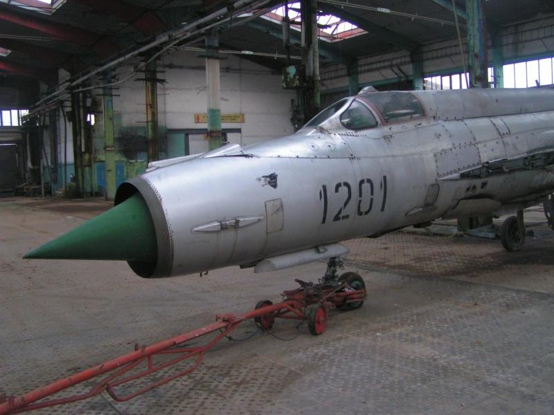 MiG-21MA (1201)