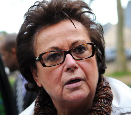 Christine Boutin ne ménage pas ses critiques à l'encontre de François Bayrou, alors qu'elle annonçait récemment qu'elle pourrait le soutenir, si elle n'obtenait pas les 500 parrainages. Photo Sébastien Gaudard/La Nouvelle République/PhotoPQR