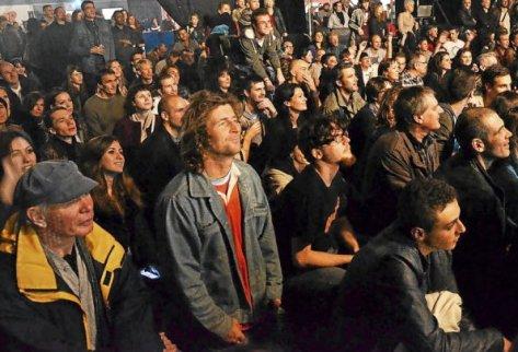 930 spectateurs ont assisté aux concerts de vendredi à Cosmao (avec...