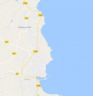 Capture d'écran / Google Maps