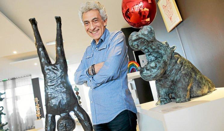 Philippe Berry Sculpteur Denfance Cultures