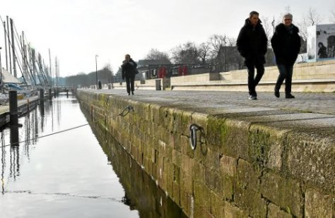 Seize chutes depuis l'an 2000. Les rives de la Rabine doivent-elles être sécurisées ? Le débat est relancé.