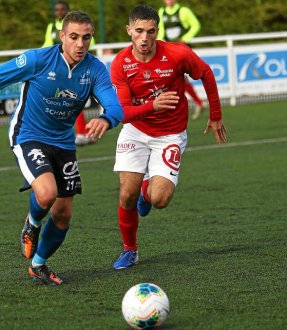 Corentin Le Houérou and Lannionnais will be keen to win at home against Fougères.