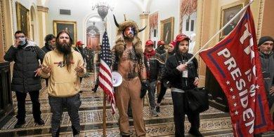 Les folles images de l'envahissement du Capitole à Washington - Monde - Le  Télégramme