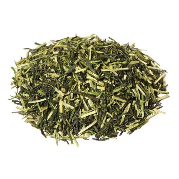Thé vert haut de gamme bio - Japan Kukicha Kaede