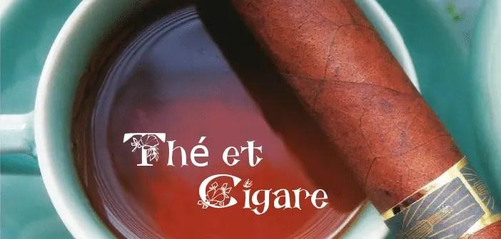 thé et cigare