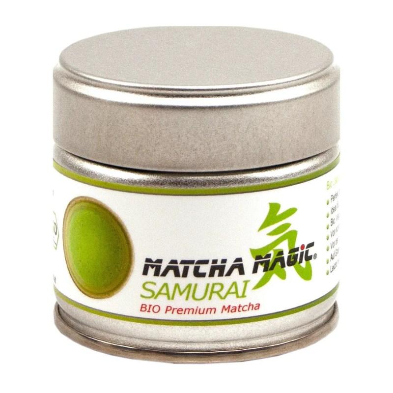 Thé Matcha Premium Bio - Thé Matcha Cérémonial Premium