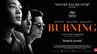 Burning (2018/Lee Chang dong/Corée du sud)