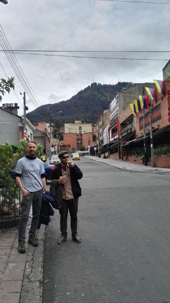 Bogota, Kolumbie