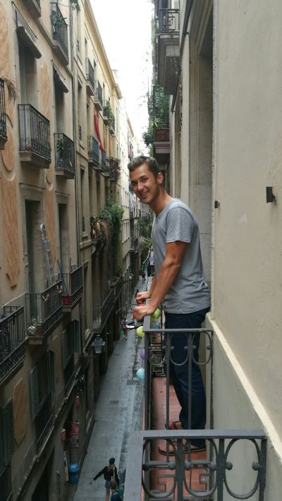 Konečně ve svém bytě aneb život bezdomovce je za mnou – Erasmus v Barceloně: 5. díl
