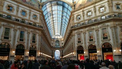 Miláno – Levné letenky, kafe, ale bacha na to ostatní