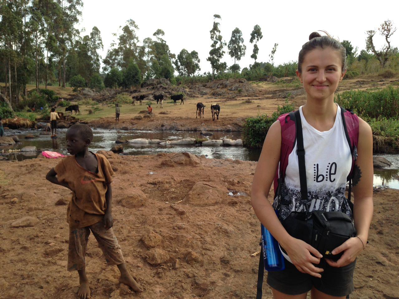 Vodopády Sipi, Uganda