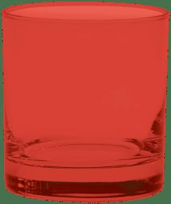 11 oz. Executive Old Fashion - Custom Glow® Full Body Spray - Red