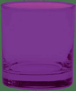 11 oz. Executive Old Fashion - Custom Glow® Full Body Spray - Purple