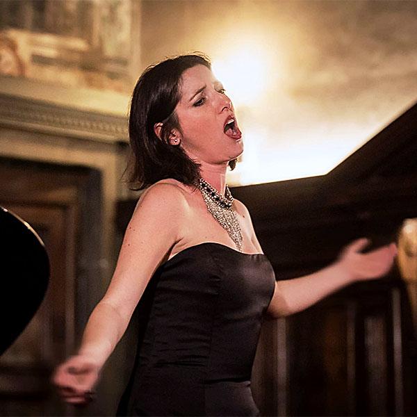 Letizia Dei, soprano Chiesa di Santa Monaca