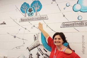 murale casa siemens decarbonizzazione carbon neutral 2030