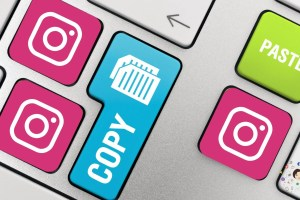 come copiare e incollare testi didascalie post instagram