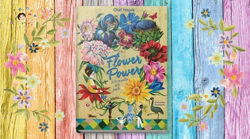 flower power libro fiori bellissimo