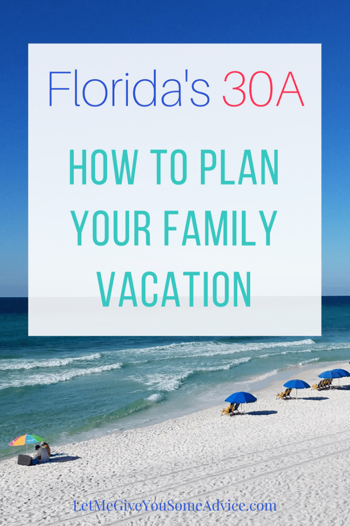 Family Travel Guide for Florida's 30A - South Walton Beach