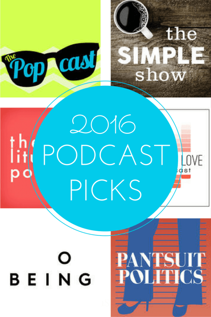 2016 Podcast Picks from Let Me Give You Some Advice