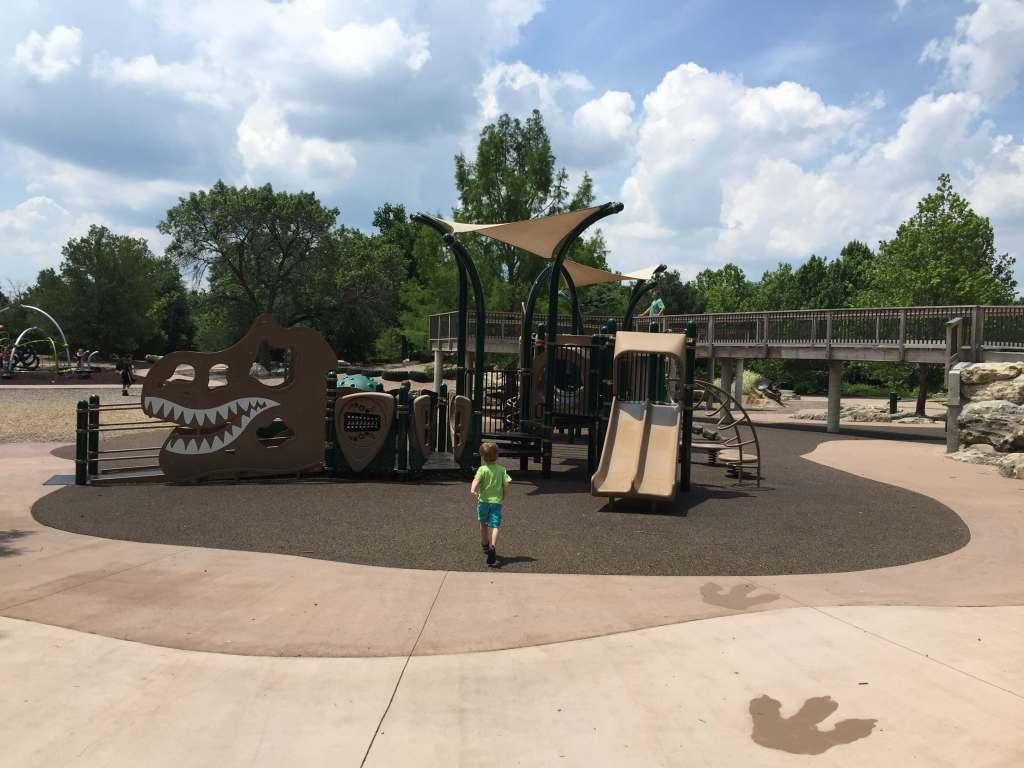Columbus Missouri playground