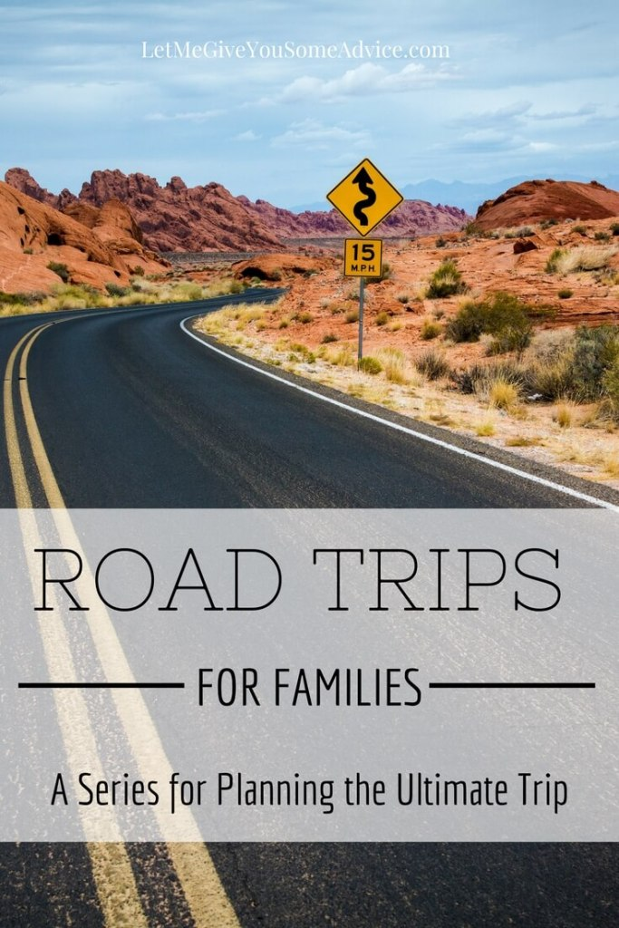 Road Trips for Families. A series all about how to plan the perfect road trip with your kids. Great tips and ideas on everything from food and entertainment to packing and planning fun stops. Perfect just in time for summer vacation!