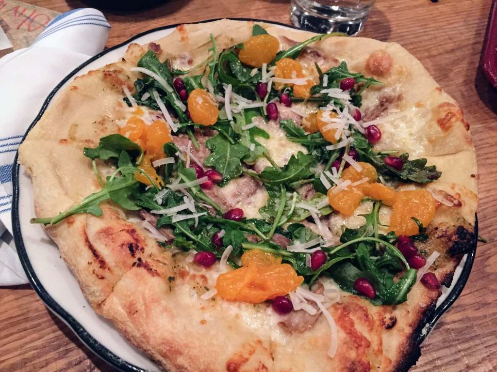Columbus, Ohio with Kids - Pizza at 101 Beer Kitchen Columbus, OH