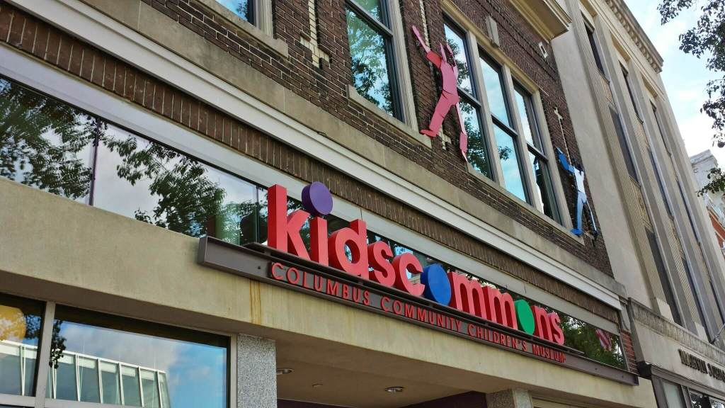 Kids Commons Columbus Indiana