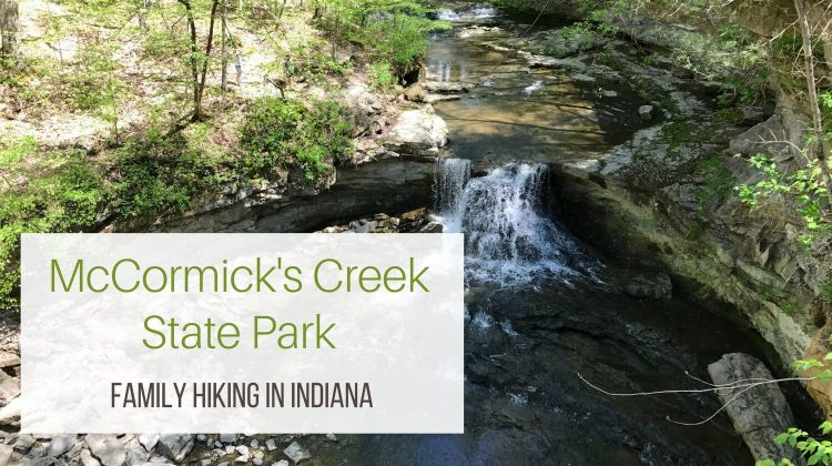 Family Hiking in Indiana: McCormick's Creek State Park