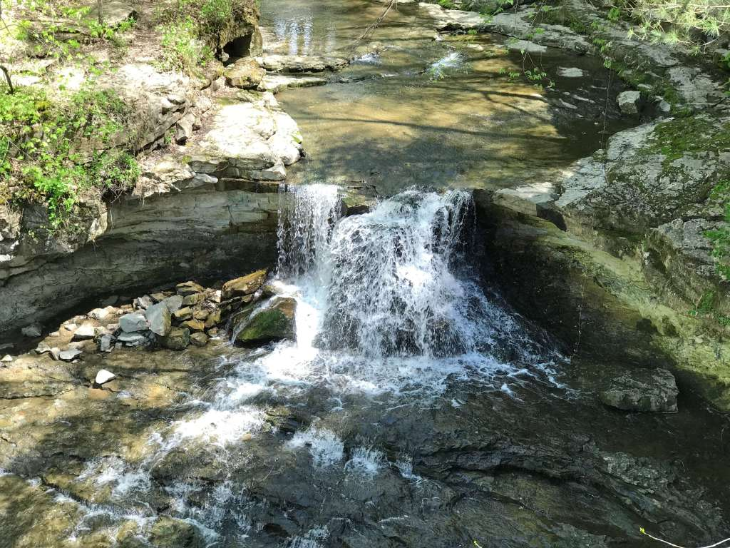 McCormick's Creek State Park Waterfall