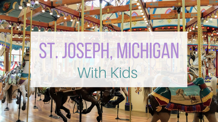 St Joseph Michigan with kids from Let Me Give You Some Advice