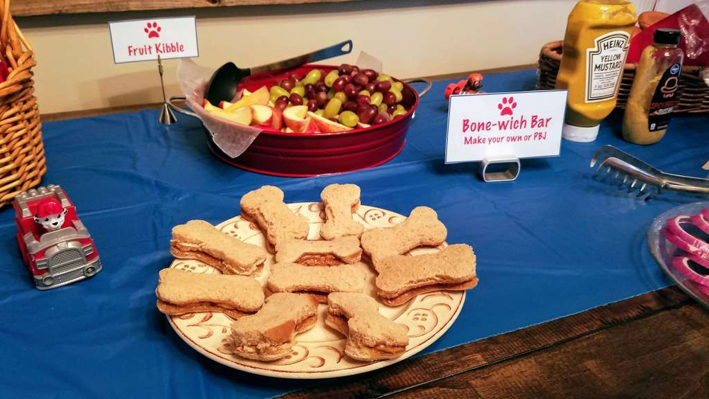 Use cookie cutters to transform store bought foods for a Pinterest-Worthy Birthday Party.