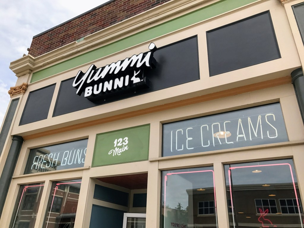 Restaurants for Kids in Fort Wayne - The Yummi Bunni Ice Cream