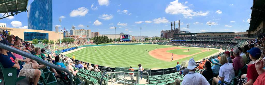 Family Attractions in Indianapolis - Victory Field Baseball Stadium