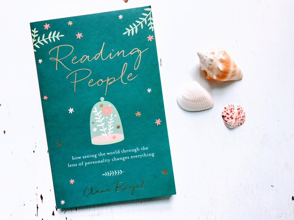 Reading People by Anne Bogel - Travel Personality