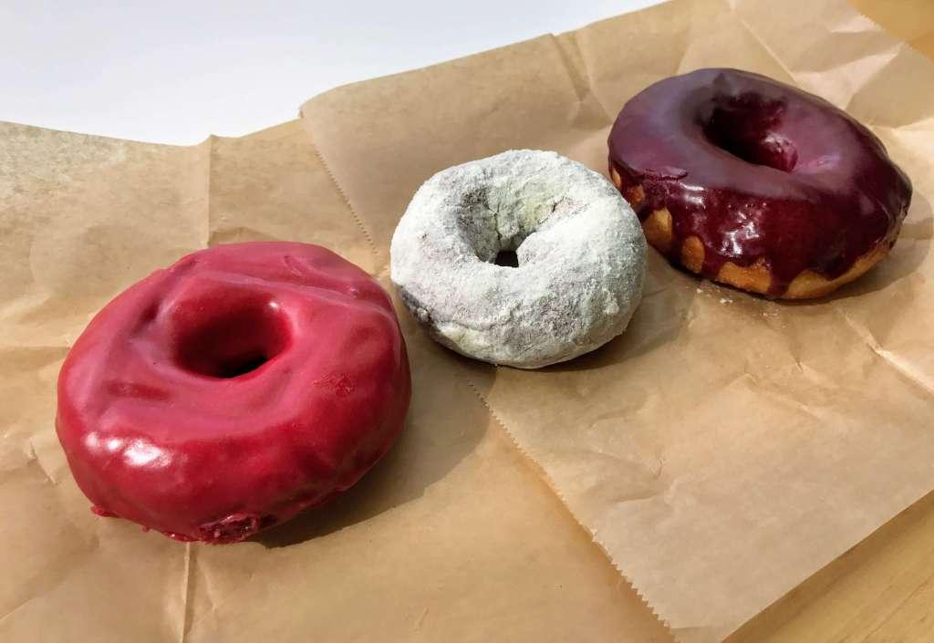 Portland - Blue Star Donuts