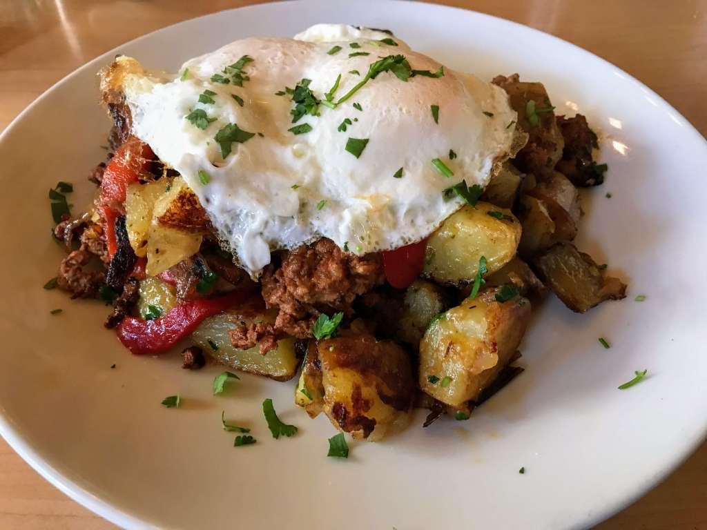 Portland Food Itinerary - Bijou Cafe