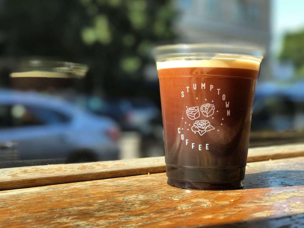 Portland - Stumptown Coffee