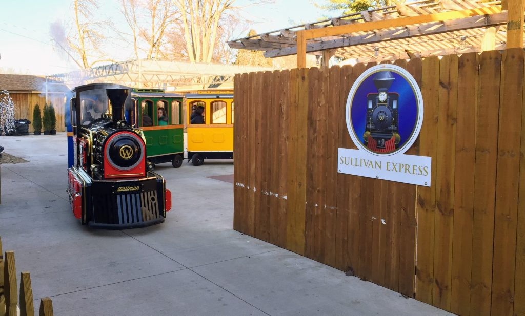 Indianapolis Christmas Events With Kids - Sullivan Express Train
