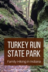 Turkey Run State Park with Kids