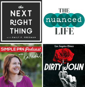 Favorite Things of 2017 - Podcasts