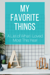 A list of the things I loved most from this year. Podcast recommendations, books I loved, and tv shows worth watching from Let Me Give You Some Advice
