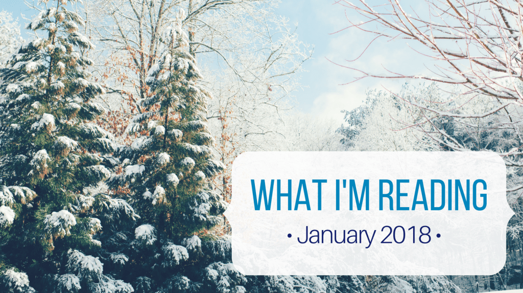 What I'm Reading Jan 2018 from Let Me Give You Some Advice