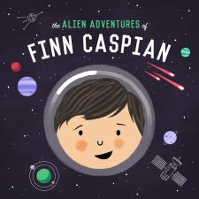 Best Podcasts for Boys - The Alien Adventures of Finn Caspian Podcast