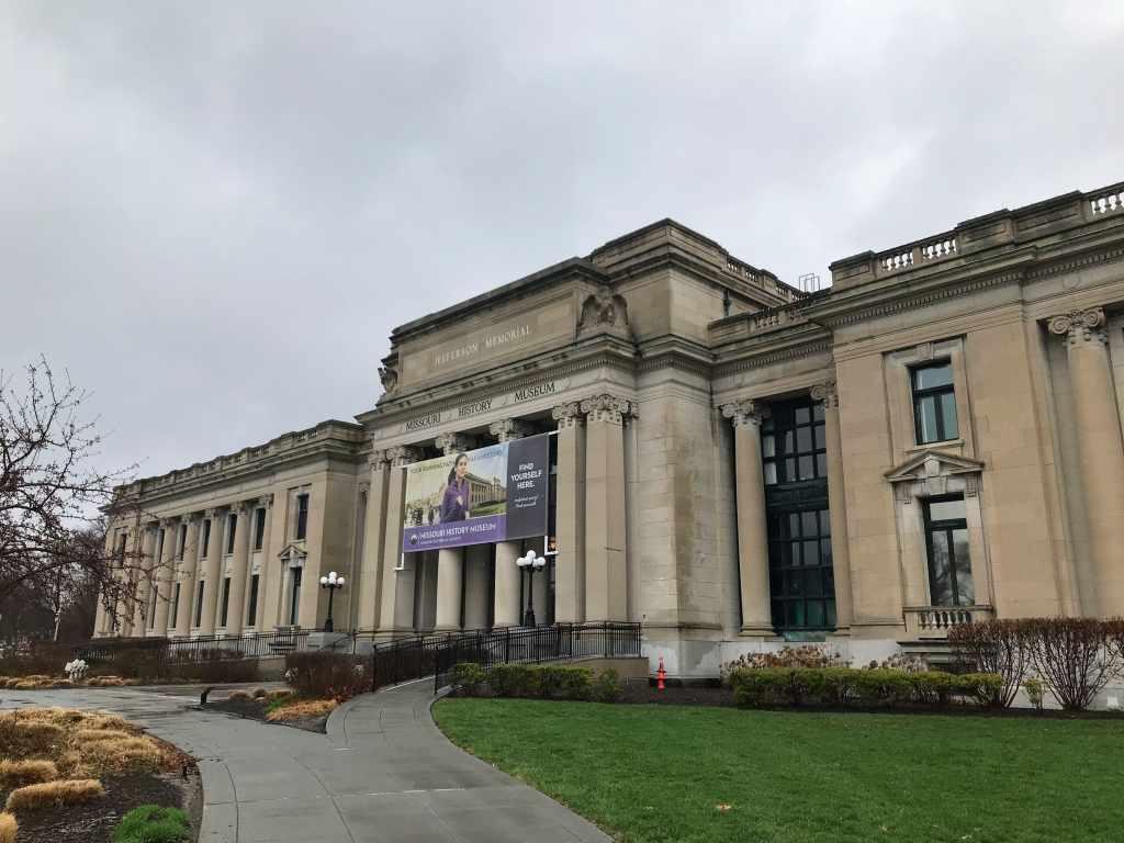 St Louis Family Trip - Missouri History Museum